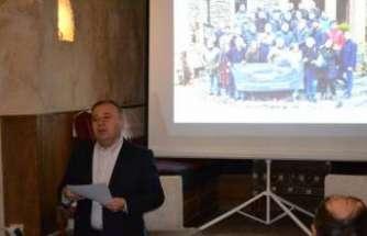 Nimeçatı 2019 yılı hedeflerini Kapadokya'da belirledi