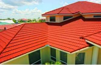 Çatıların güvenliği MKB Metal Kiremit'ten soruluyor