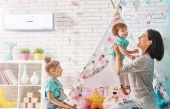 Bebekler için doğru klima kullanımı nasıl olmalı?