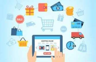 E-Ticaret sektöründe yüzde 64 büyüme