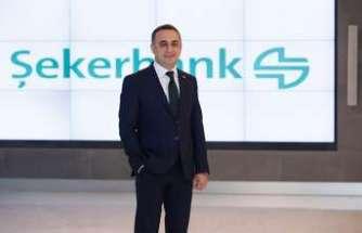 Şekerbank'a yeni Genel Müdür…