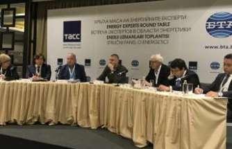 Enerjide Türkiye anahtar ülke olmayı sürdürecek