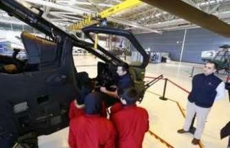 Türk Havacılık ve Uzay Sanayı kapılarını gençlere açtı