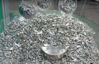 Kama için 5 bin farklı kesitte malzeme