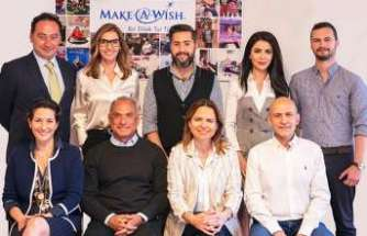 Make-A-Wish® Türkiye'ye yeni Başkan