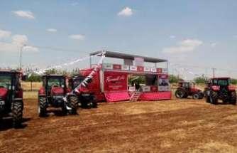 Traktör tanıtım günleri Güneydoğu Anadolu'da start verdi