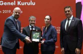 Türkiye Seramik Federasyonu'nun 9. Olağan Genel Kurulu yapıldı