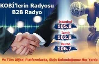 Endüstri Radyo İzmir ve Bursa'da da karasal yayına başladı