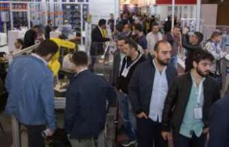 Industrial robots will meet in Turkey