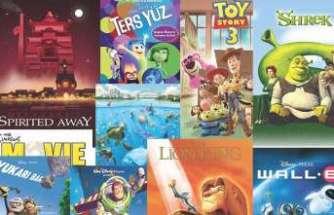 Animasyon film önerileri