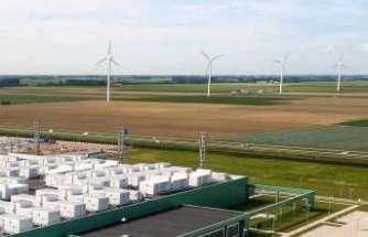 Avrupa'nın sanayisi enerji ihtiyacını rüzgardan karşılıyor