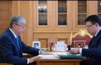 Kazakistan'dan 7 ayda toplam 52 milyon ton petrol üretimi