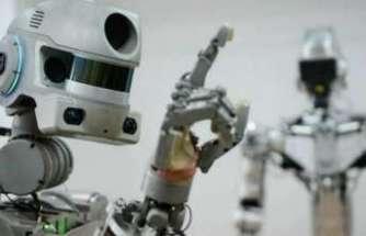 Kozmonot robotun uzay yolculuğu başladı