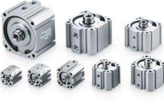 SMC iki yeni kompakt silindirini müşterilerinin beğenisine sundu