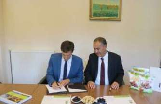 Organik tarım için EBRD'den destek