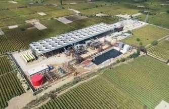 ALA-2 jeotermal enerji santrali hizmete girdi