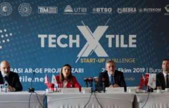 "Bursa'da ""Techxtile Start-Up Challenge"" heyecanı"
