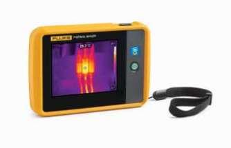 Endüstriyel incelemeler için dayanıklı taşınabilir termal kamera
