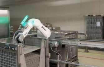 Gıda endüstrisinde gelecek insan-robot iş birliğinden geçiyor