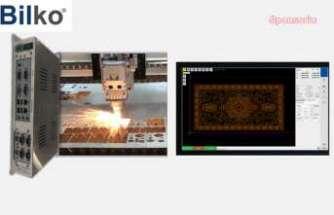 Bilko'dan farklı makinelere uyarlanabilen açık CNC kontrol sistemi