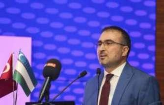 Özbekistan'daki fırsatlar yatırımcılara tanıtıldı