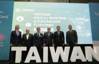 Taiwan Business Day'de işbirliği olanakları masaya yatırıldı