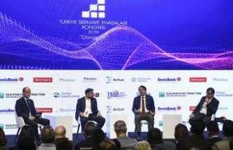 Türkiye Sermaye Piyasaları Kongresi yapıldı