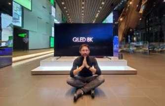 Samsung'un desteğiyle hazırlanan Türkiye'nin ilk 8K Vlog'u yayınlandı