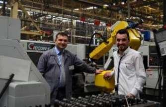 Sivas'ta 11 robot ve 34 makina aynı anda birbiriyle konuşuyor