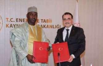 Türkiye, Nijer'de maden aramaya başlıyor