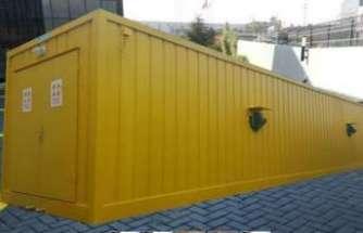 Atık konteyneri ile çevre sağlığına katkı sağlıyor