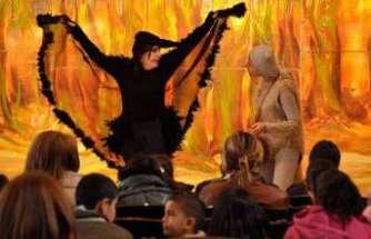 Bosch Çevre Çocuk Tiyatrosu'un yeni durağı Milas oldu