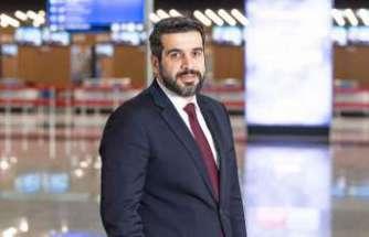 İstanbul Havalimanı'nda önemli atama