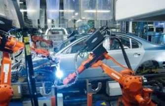 Otomotivde kaynak tabancası elektrotlarının otomatik frezelenmesi