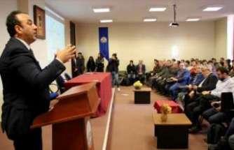 """Trakya'daki girişimci öğrenciler  için""""Yeni İşim Girişim"""" programı"""