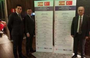 Uludağ Otomotiv Endüstrisi İhracatçıları Birliği İspanya'ya kalabalık ticaret heyeti gezisi gerçekleştirdi