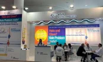 VSY Biotechnology, Avrupalı göz hekimleriyle bir araya geldi