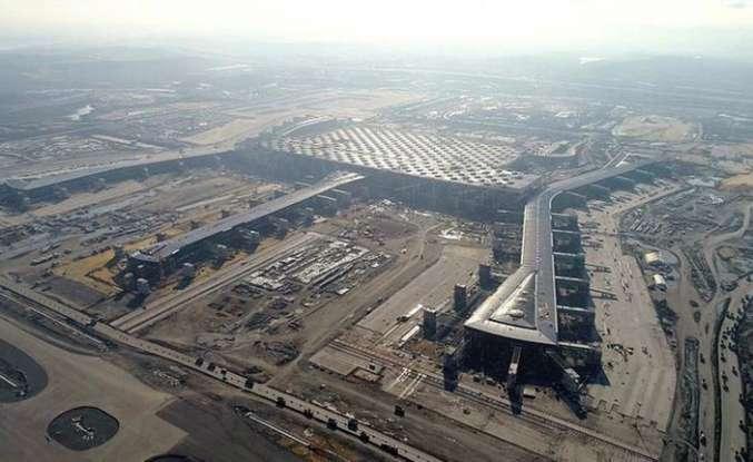 """TÜPRAŞ'tan İstanbul Havalimanı'na """"Jet"""" satış"""