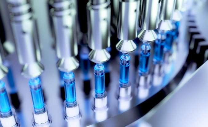 Alman kimya-ilaç endüstrisinde üretim azaldı