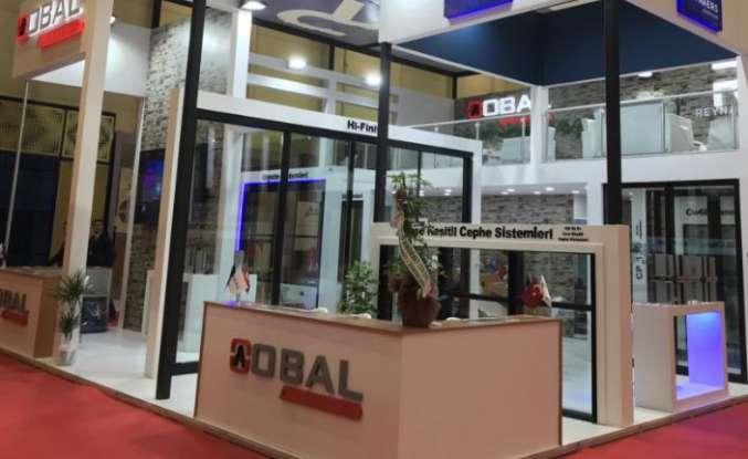 Alüminyum sektörünün devi Turkeybuild İstanbul'da