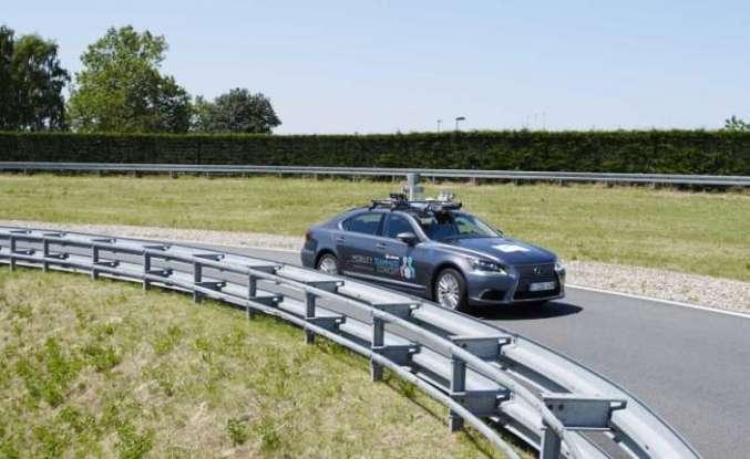 Toyota'nın yeni otonom sürüş teknolojisi Avrupa'da