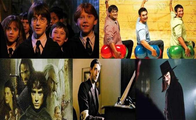 21. Yüzyılın en iyi 5 yabancı filmi
