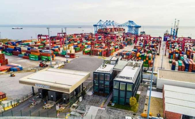 Sıfır atık projesini hayata geçiren ilk liman oldu