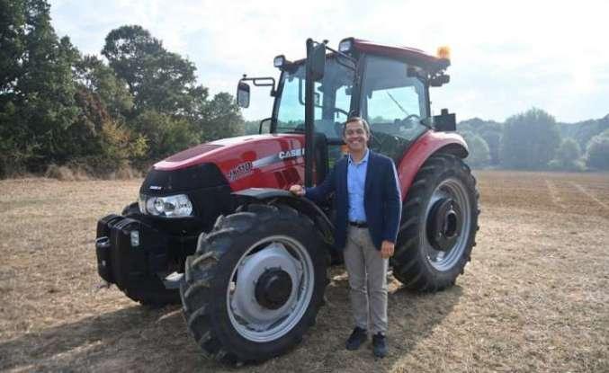 TürkTraktör'den otomatik dümenleme sistemine sahip Türkiye'nin ilk traktörü