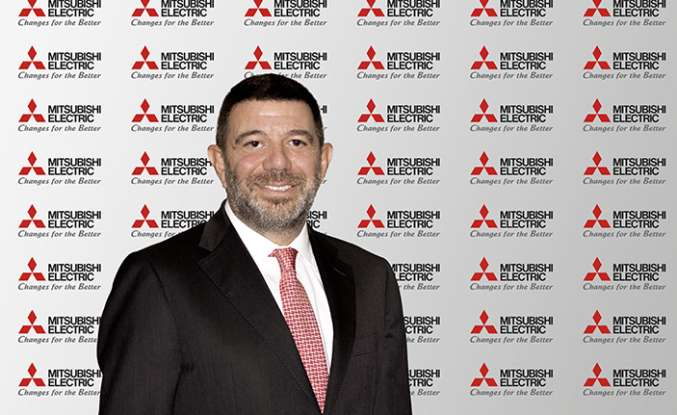 Mitsubishi Electric'e yeni genel müdür