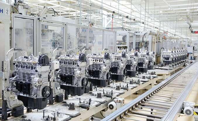 Otomotiv üretimi son 9 ayda yüzde 9 oranında azaldı