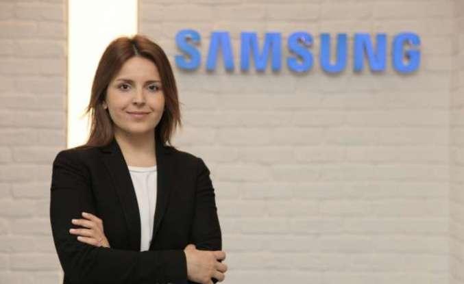 Samsung Electronics Türkiye'den globale yönetici atamaları