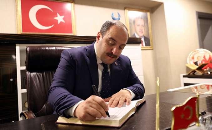 Bakan Varank'dan Konya OSB'ye ziyaret