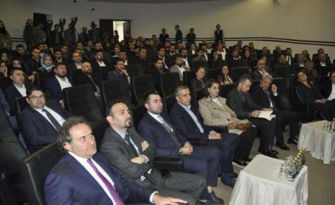 """Kahramanmaraş'ta """"Sektörel Eşleşmeler"""" programı gerçekleştirildi"""
