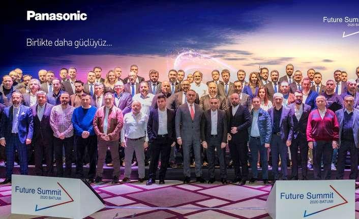 Panasonic Life Solutions Türkiye, iş ortaklarıyla Batum'da buluştu